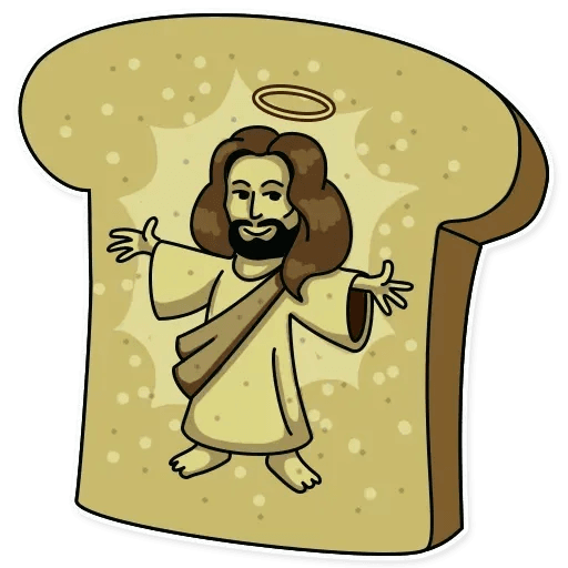 JESUS - Sticker 6