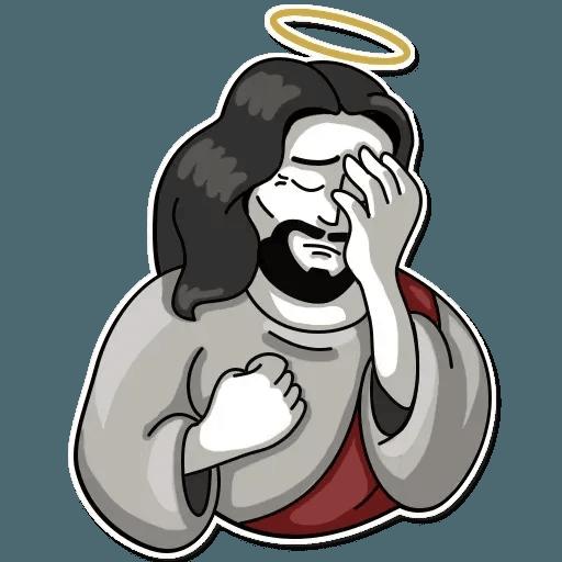 JESUS - Sticker 4