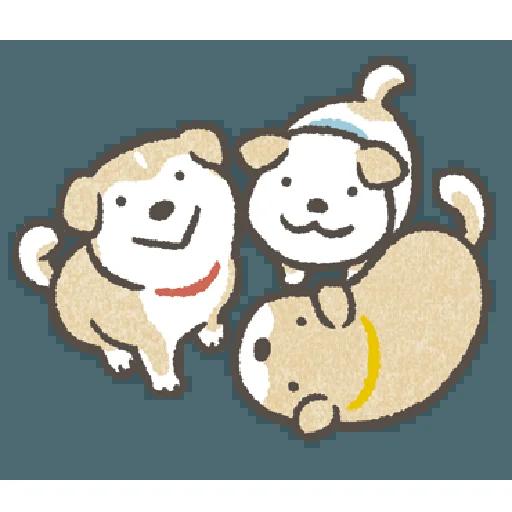 Shibapuppy2 - Sticker 9