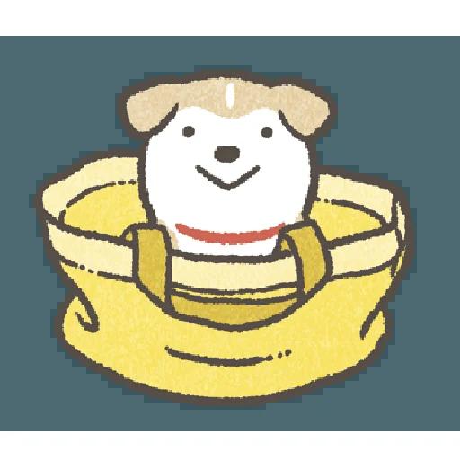 Shibapuppy2 - Sticker 2
