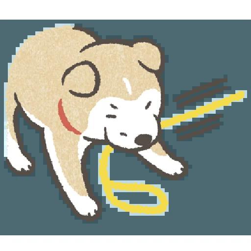 Shibapuppy2 - Sticker 6