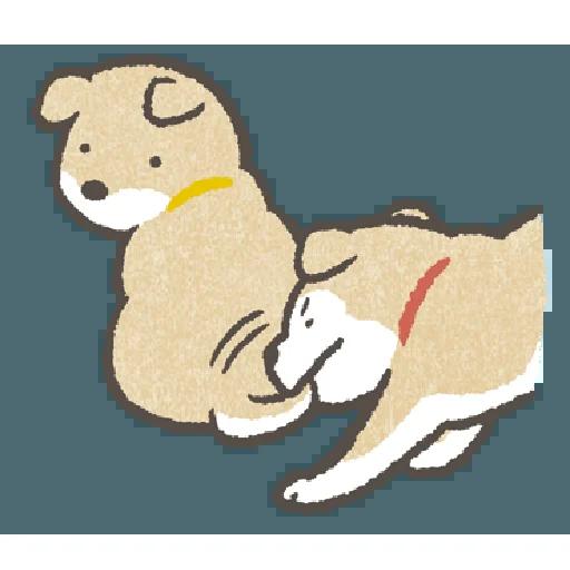 Shibapuppy2 - Sticker 4