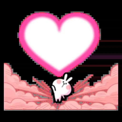 Spoiled rabbit 1 - Sticker 6