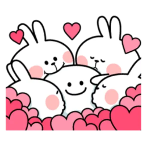 Spoiled rabbit 1 - Sticker 14