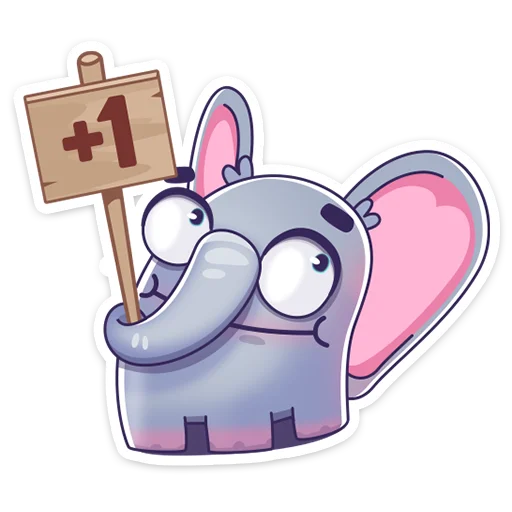 Elefante - Sticker 18