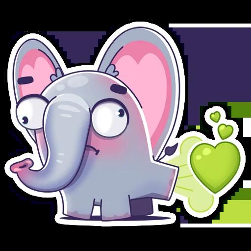 Elefante - Sticker 3