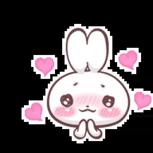 Rabbit Kiun - Sticker 4
