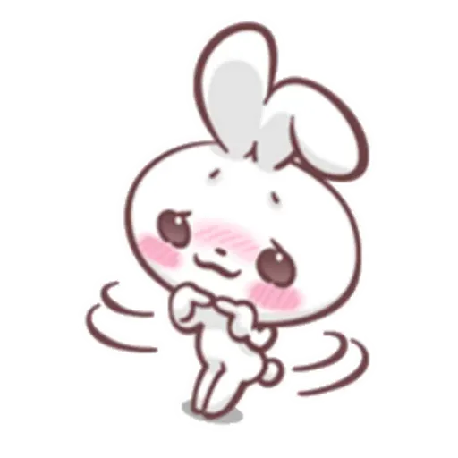 Rabbit Kiun - Sticker 5