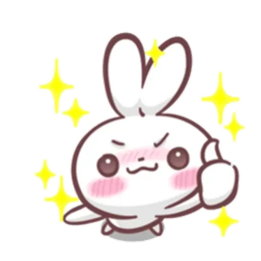 Rabbit Kiun - Sticker 1