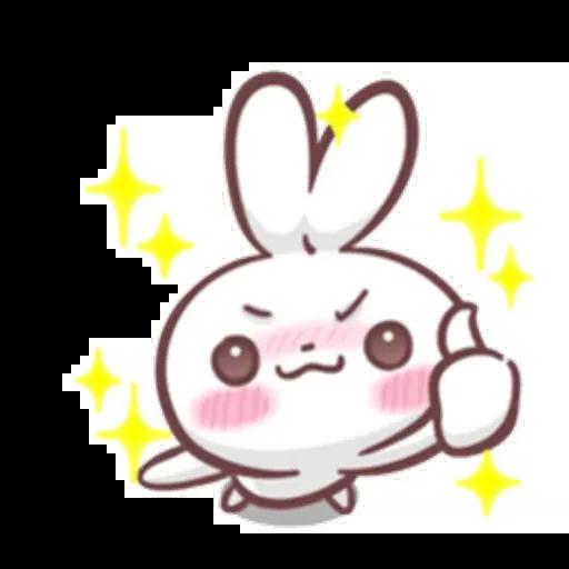 Rabbit Kiun - Sticker 1