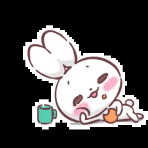 Rabbit Kiun - Sticker 30