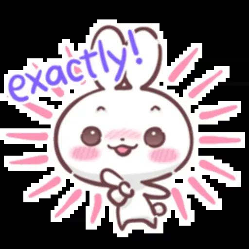 Rabbit Kiun - Sticker 15