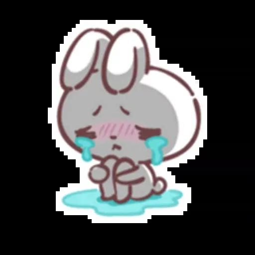 Rabbit Kiun - Sticker 27