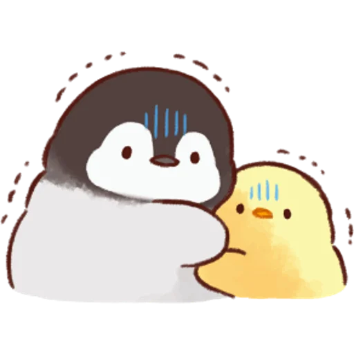 soft and cute chick 05 - Sticker 24