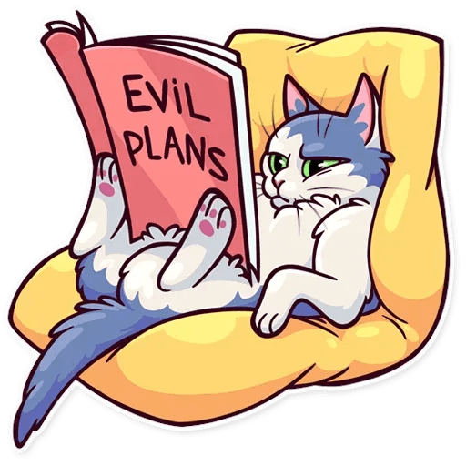 Meme Cats Stickers2 - Sticker 5