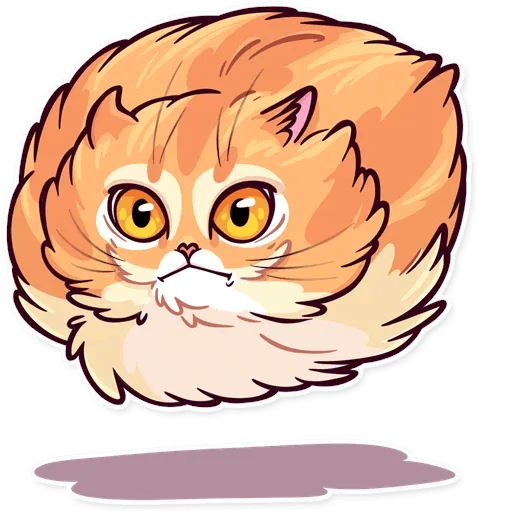 Meme Cats Stickers2 - Sticker 7