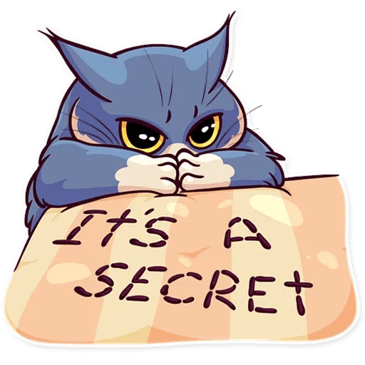 Meme Cats Stickers2 - Sticker 2