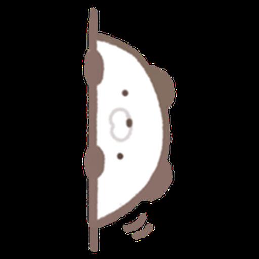 Cute panda  - Sticker 1