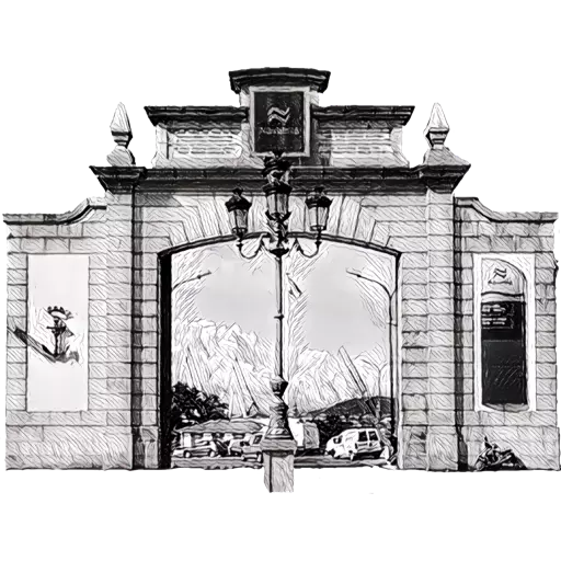 Ferrol  - Sticker 21