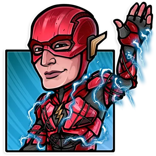 DC - Sticker 5