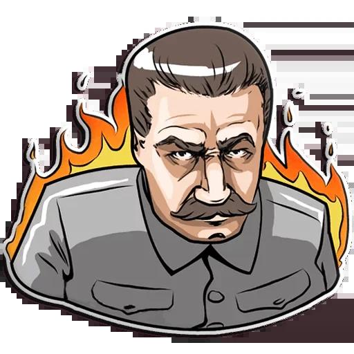 Сталин - Sticker 4
