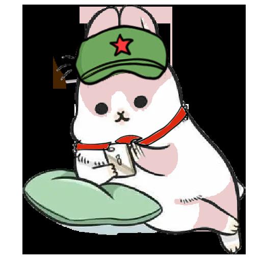 Machiko Rabbit(支那兔HK)1 - Sticker 6