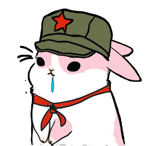 Machiko Rabbit(支那兔HK)1 - Sticker 8