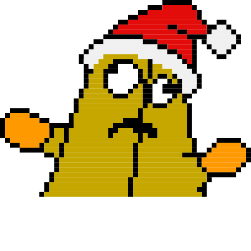 LIHKG LOMORE XMAS ANIMATED (UNOFFICIAL) - Sticker 5