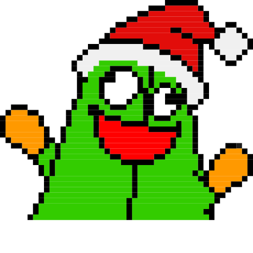 LIHKG LOMORE XMAS ANIMATED (UNOFFICIAL) - Sticker 1