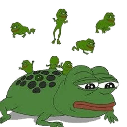 pepe ani - Sticker 20