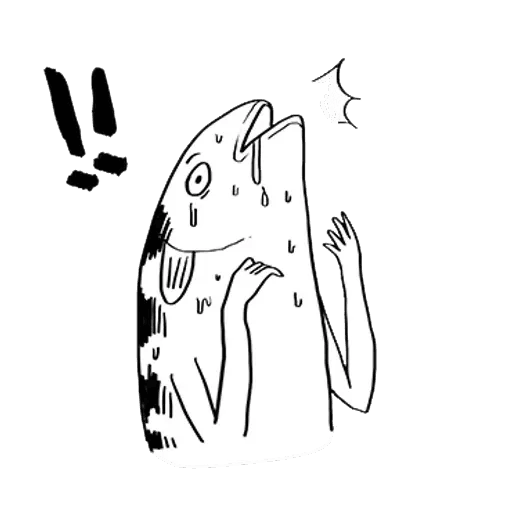 Mr. Fish - Sticker 18