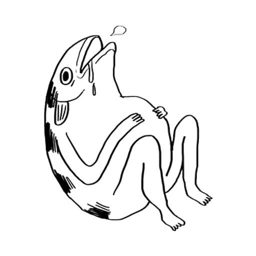 Mr. Fish - Sticker 15