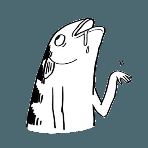 Mr. Fish - Sticker 28