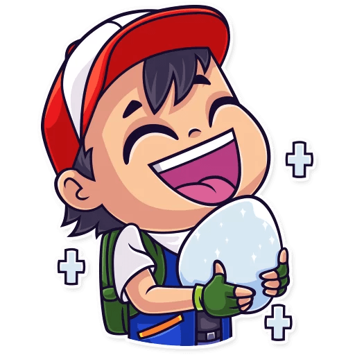PokemonGO - Sticker 10