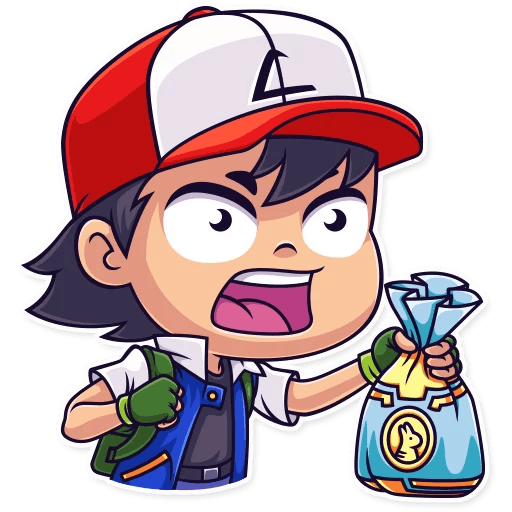 PokemonGO - Sticker 18