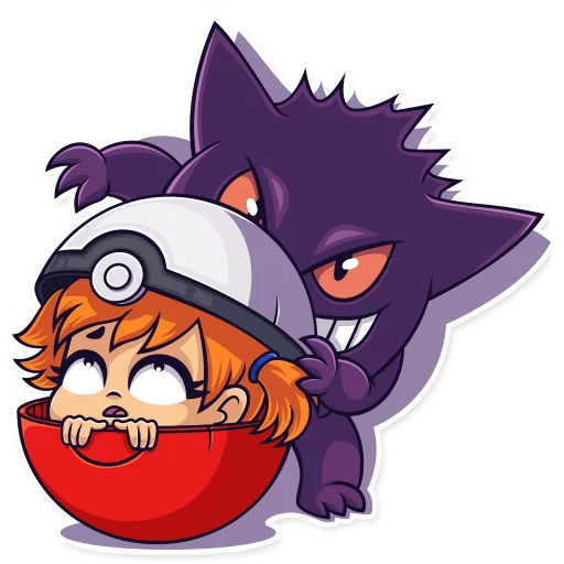 PokemonGO - Sticker 25