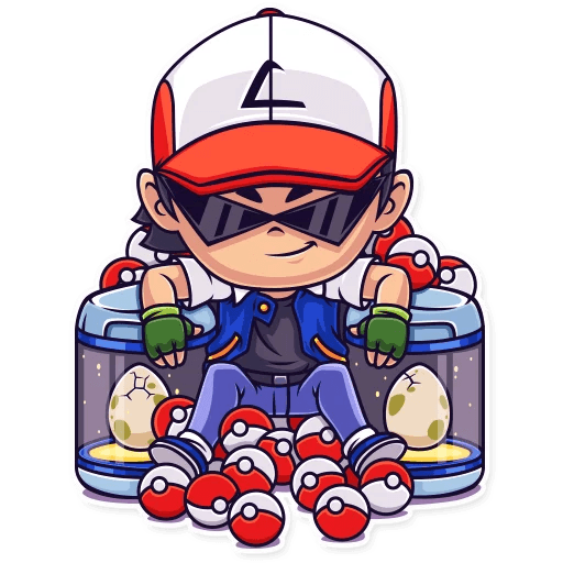 PokemonGO - Sticker 14