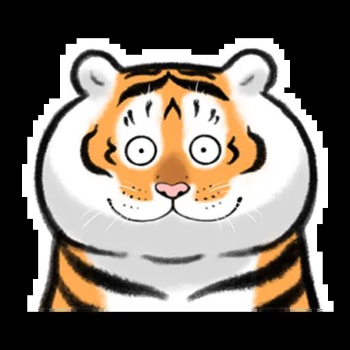 猛虎圖2 - Sticker 2
