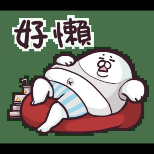 海豹叔叔2 - Sticker 13