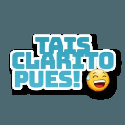 Frases Venezuela I - Sticker 20