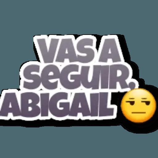 Frases Venezuela I - Sticker 23