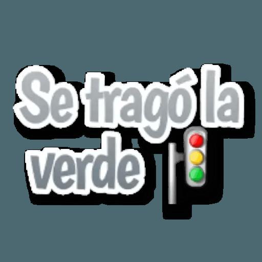 Frases Venezuela I - Sticker 22