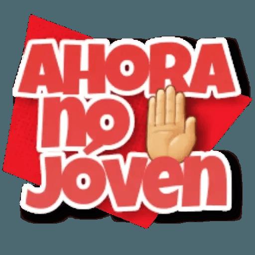 Frases Venezuela I - Tray Sticker