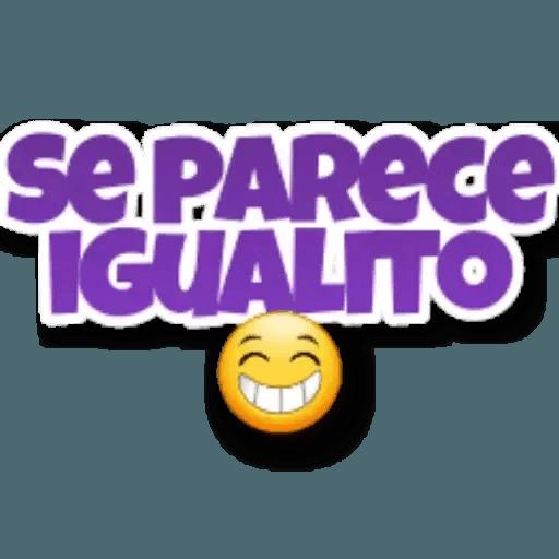 Frases Venezuela I - Sticker 24