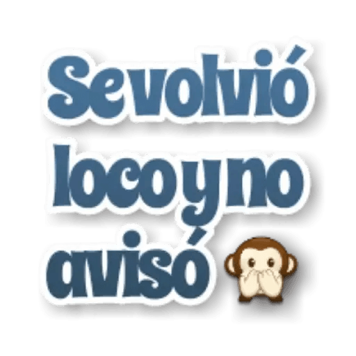 Frases Venezuela I - Sticker 17