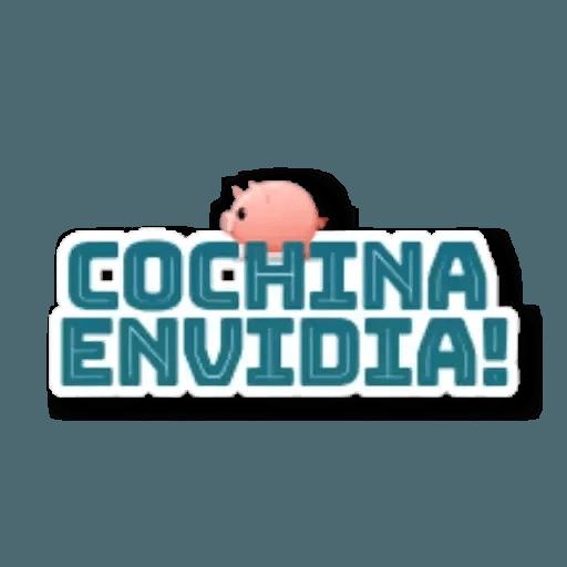 Frases Venezuela I - Sticker 6