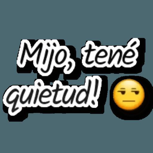 Frases Venezuela I - Sticker 16
