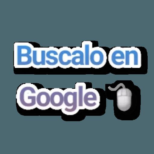 Frases Venezuela I - Sticker 12