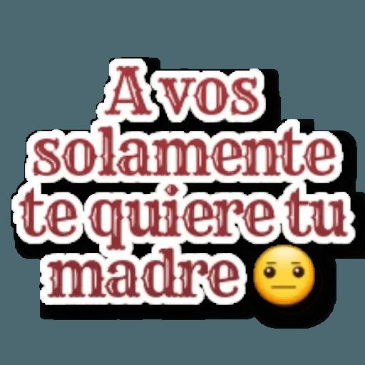 Frases Venezuela I - Sticker 21