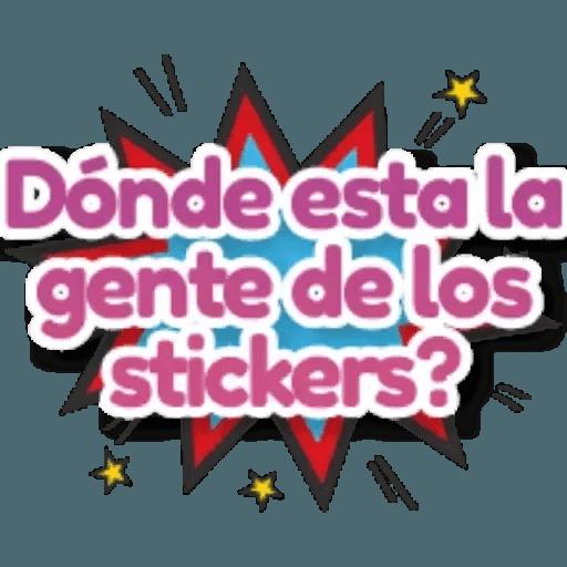 Frases Venezuela I - Sticker 28
